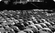 1972 Volkswagen breaks the world car production record