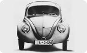 Postwar Beetle built for the British army